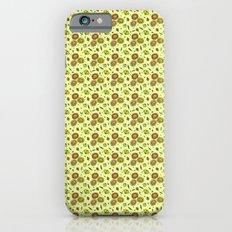 Cute Floral iPhone 6s Slim Case