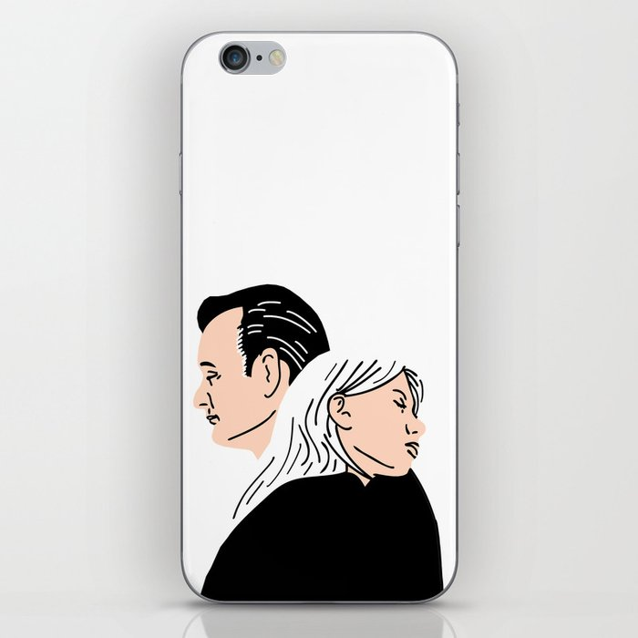Strange Love: Lost in Translation iPhone Skin