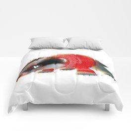 Cosy Badger Comforters
