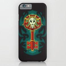 Skull Key Illustration Slim Case iPhone 6s