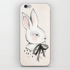 BUNNY & BOW iPhone & iPod Skin