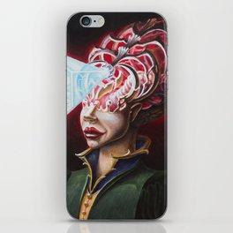 """Miss Pinealia Glandis"" iPhone Skin"