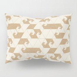 Fractal Wave L Pillow Sham