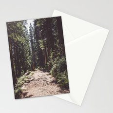 Entering the Wilderness Stationery Cards