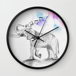 EleTune Wall Clock
