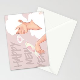Happy New Year Stationery Cards