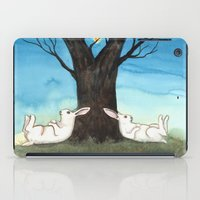 moonrise iPad Cases featuring Moonrise by Bluedogrose