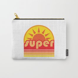 super duper Carry-All Pouch