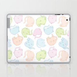 Cat Blobs Cats Laptop & iPad Skin