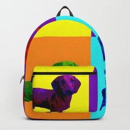 Wonder Weiners by Crow Creek Coolture Backpack