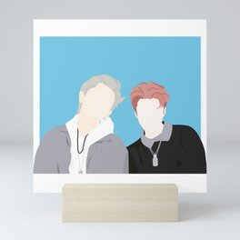 EXO-SC Mini Art Print