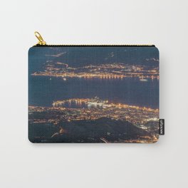 Breathtaking landscape at evening Carry-All Pouch
