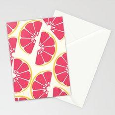 Citrus: Grapefruit Stationery Cards