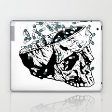 I Hold A Wolf By The Ears Laptop & iPad Skin