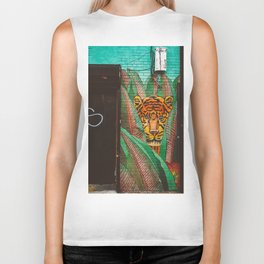 Brooklyn Jungle Biker Tank