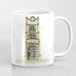 Building Tales - 9a Tory Street, Wellington Coffee Mug