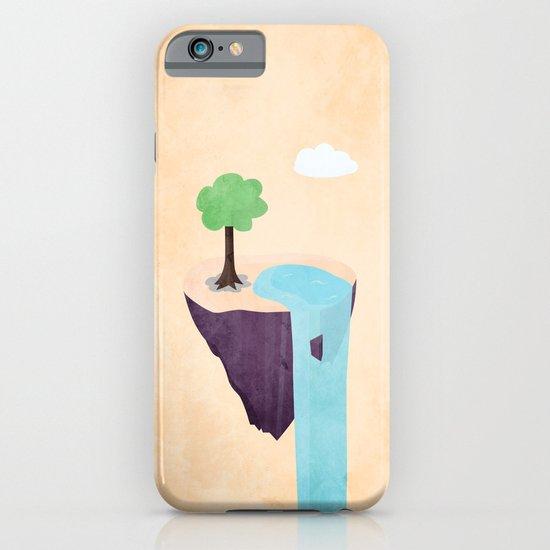 Floating Island iPhone & iPod Case