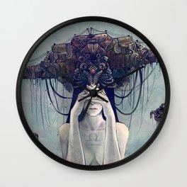 Zodiac Sign: Libra Wall Clock