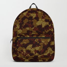Paint Texture Surface 34 Backpack