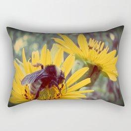 The Beez Knees Rectangular Pillow