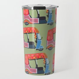Rickshaw Fever Travel Mug