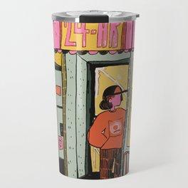 24 hr convenience Travel Mug