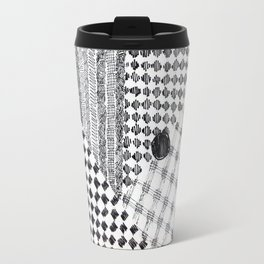 Layer & Texture Travel Mug