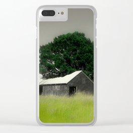 An Aussie Barn Clear iPhone Case