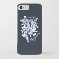 digimon iPhone & iPod Cases featuring Digimon Memories by Cursed Rose