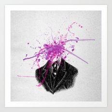 Skool Daze Art Print