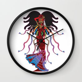 Oya Wall Clock