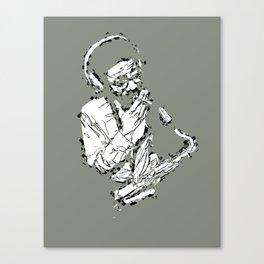 joe henderson 2016 remix Canvas Print