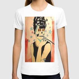 Audrey Pop Art is Dead T-shirt