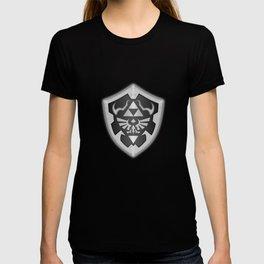 Zelda Shield Triforce T-shirt