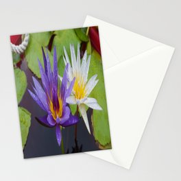 Loving Lotuses Stationery Cards