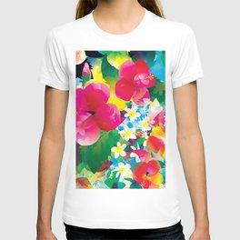 Hawaiian jungle T-shirt