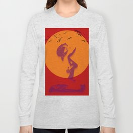 Loser sky Long Sleeve T-shirt