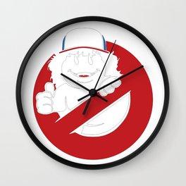 Official Gaten Matarazzo - Ghostbuster Wall Clock