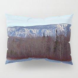 Mont Albert in the Spring Pillow Sham