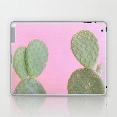 Pink Cacti Laptop & iPad Skin