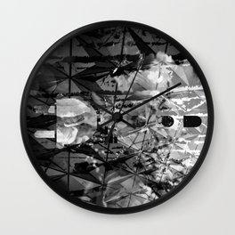 Plugged in ~ somewhat Wall Clock