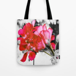 Flowers : Pop of Color Tote Bag