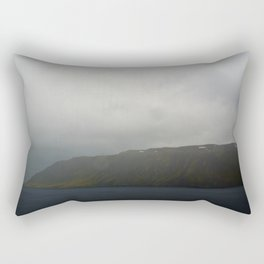 In the mist Rectangular Pillow