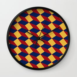 3D Stairs Wall Clock