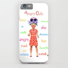 Angryocto - Sara's Candy iPhone 6s Slim Case