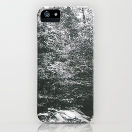 Edge of the Forest iPhone Case