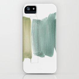 minimalism 5 iPhone Case