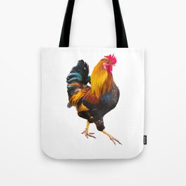 Fire Rooster. Symbol 2017 Tote Bag