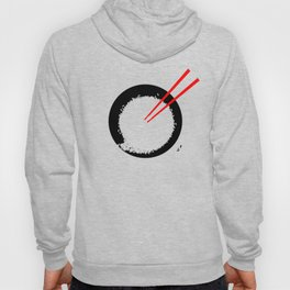 Enso in rice bowl Hoody