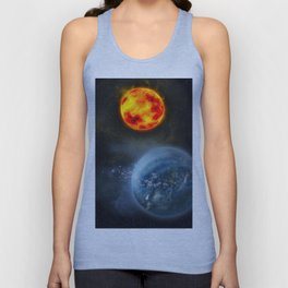 The Other Galaxy Unisex Tank Top
